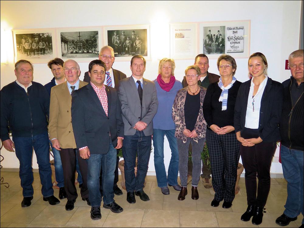 14.12.2015 - CDU Stadtverband Werder (Havel) wählte den Vorstand neu