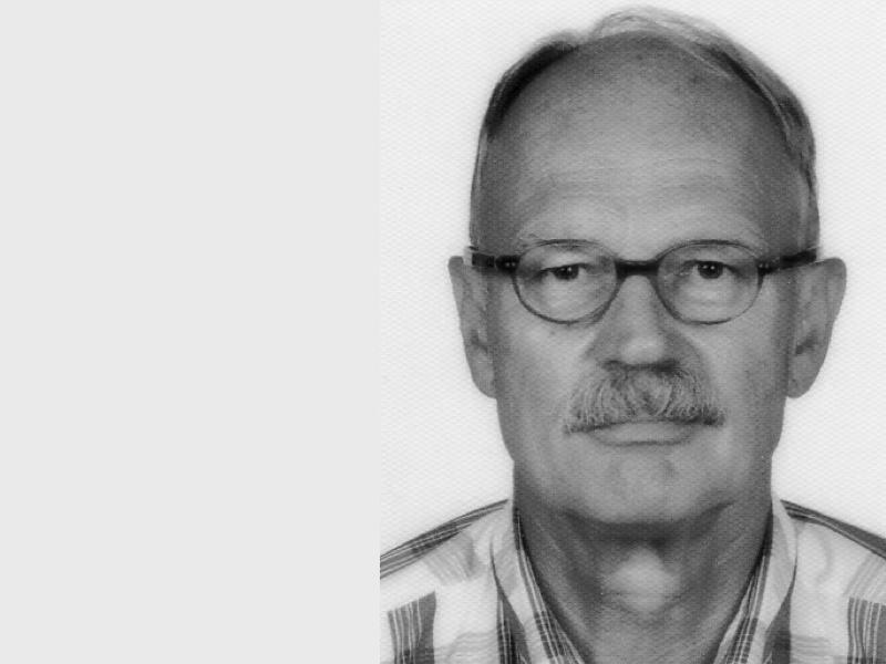 Wir trauern um Dr. Burkhard Mühr